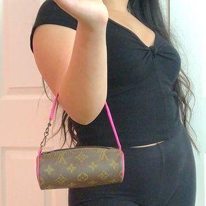Authentic Louis Vuitton Mini Papillon Pink
